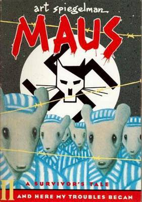 Maus II by Art Spiegelman image