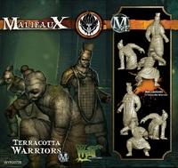 Malifaux: Ten Thunders - Terracotta Warriors (3pc) image