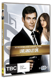 Live and Let Die - Special Edition (2 Disc Set) on DVD