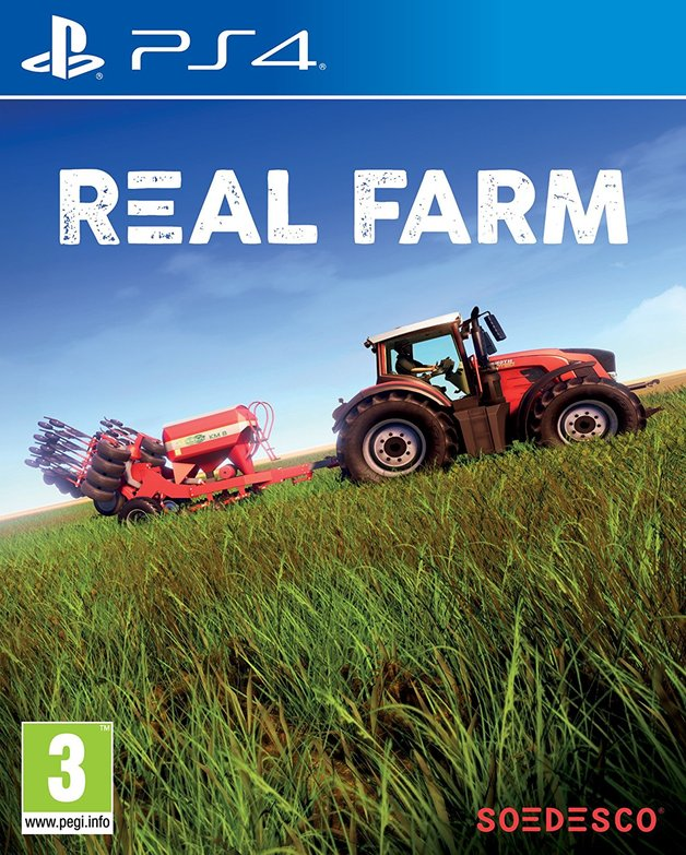 Real Farm Sim for PS4