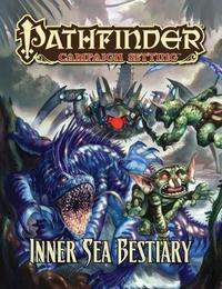 Pathfinder Campaign Setting: Inner Sea Bestiary by Russ Taylor