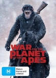 War for the Planet of the Apes on DVD