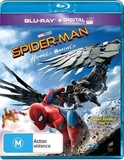 Spider-Man: Homecoming on Blu-ray, UV