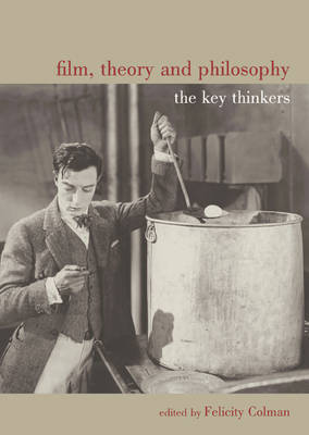 Film, Theory and Philosophy by Felicity Colman image