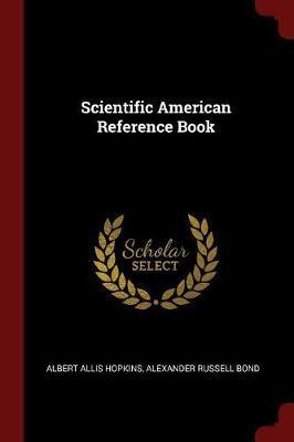 Scientific American Reference Book by Albert Allis Hopkins
