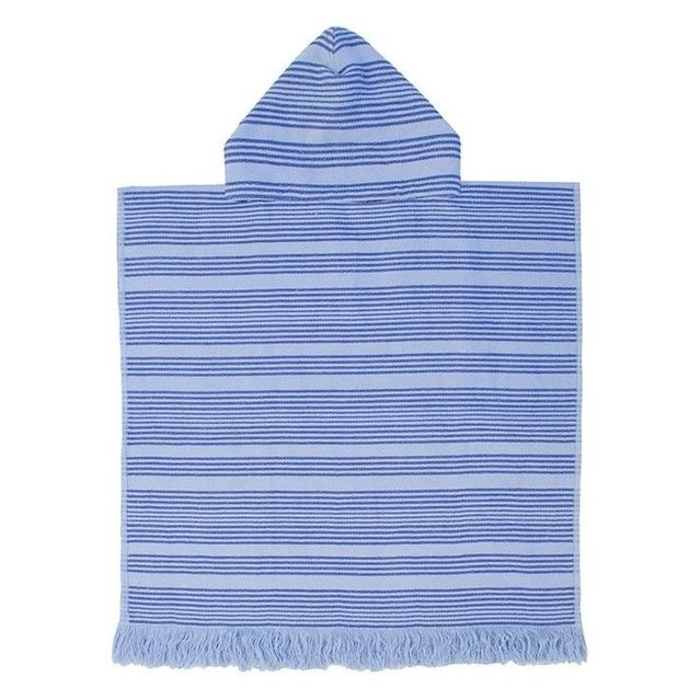 Bambury Express Towel Poncho (Horizon Ultramarine)
