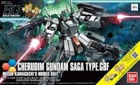 HGBF 1/144 Cherudim Gundam Saga (TYPE.GBF) - Model Kit