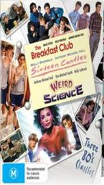 The Breakfast Club / Sixteen Candles / Weird Science on DVD