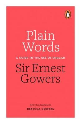 Plain Words by Rebecca Gowers image