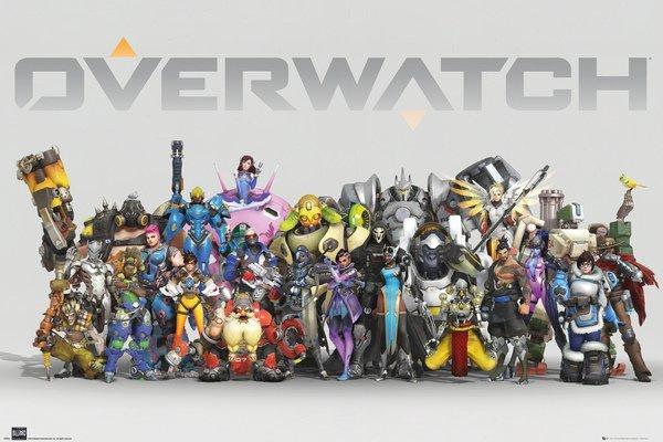 Overwatch - Anniversary Line Up (761)