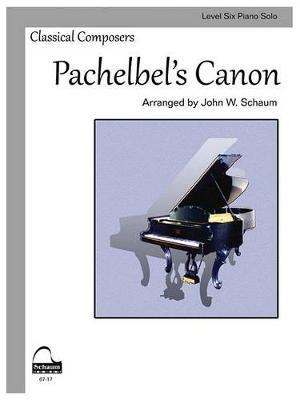 Pachelbel's Canon by Johann Pachelbel