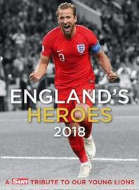 England's Heroes by The Sun image