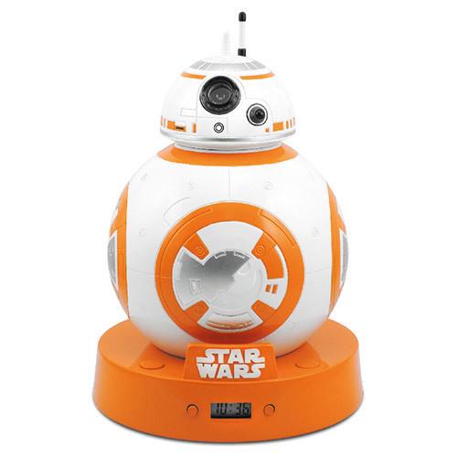 Star Wars: BB8 Projection Alarm Clock