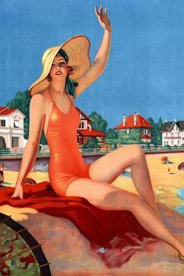 Pin-up Beauty by the Beach by Notebooks Journals Xlpress
