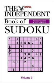 "The ""Independent"" Book of Sudoku: v. 3 image"