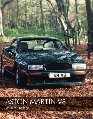 Aston Martin V8 by William Presland image