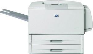 Hewlett-Packard LaserJet 9040n Printer image