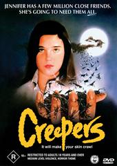 Creepers on DVD