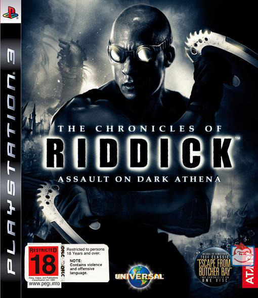 The Chronicles of Riddick: Assault on Dark Athena for PS3