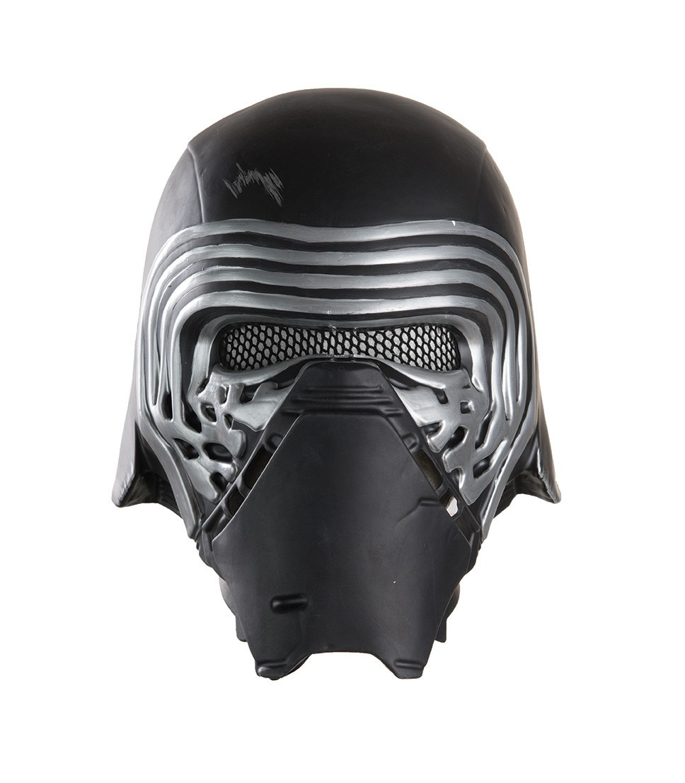 Star Wars The Force Awakens Kylo Ren 1/2 Mask