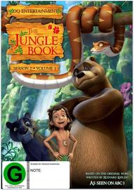 The Jungle Book: Season 2 - Volume 3 on