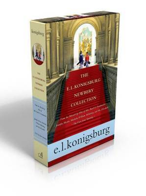 The E.L. Konigsburg Newbery Collection by E.L. Konigsburg