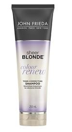 John Frieda Sheer Blonde Colour Renew Toner Refresh Shampoo (250ml)