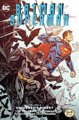 Batman/Superman Vol. 6 by Peter J Tomasi