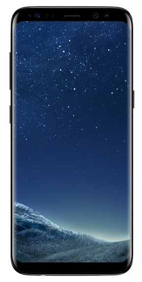 Samsung Galaxy S8 64GB - Midnight Black image