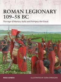 Roman Legionary 109-58 BC by Ross Cowan