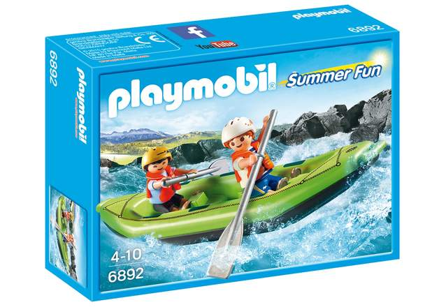 Playmobil: Summer Fun - Whitewater Rafters