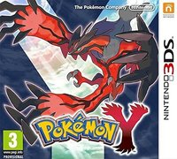 Pokemon Y for Nintendo 3DS
