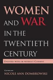 Women and War in the Twentieth Century image