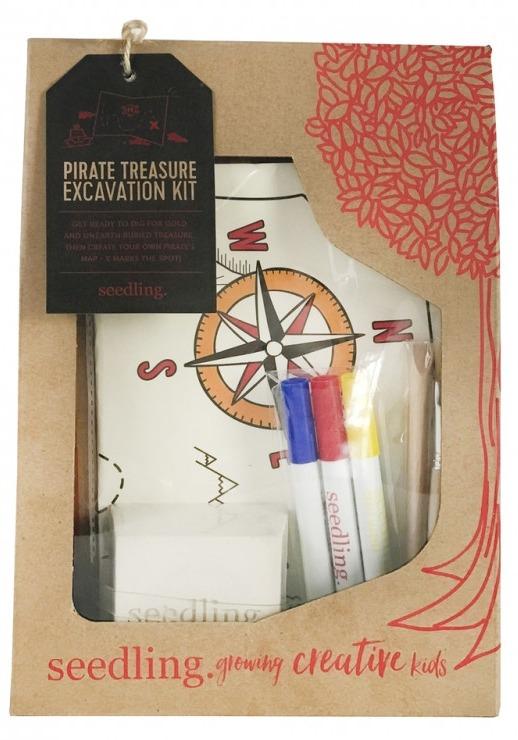 Seedling: Pirate Excavation - Adventure Kit