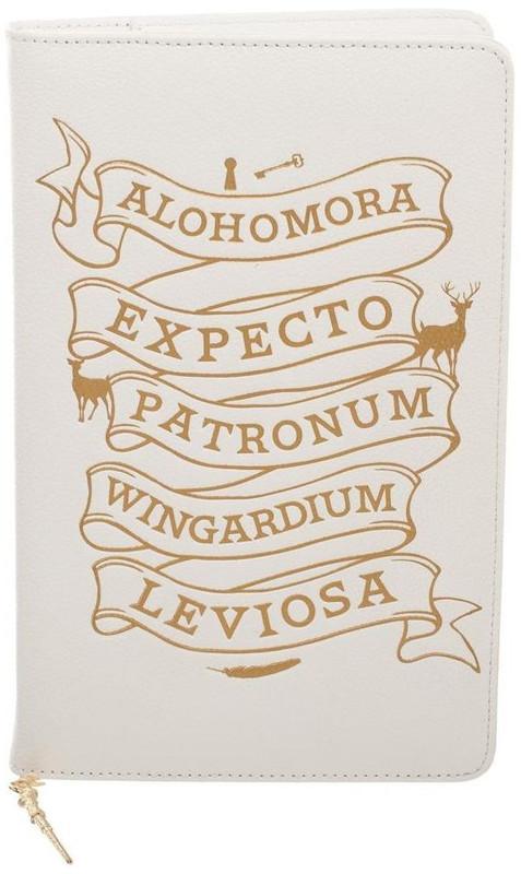 "Harry Potter ""Alohomora"" Travel Journal with Charm Ribbon"