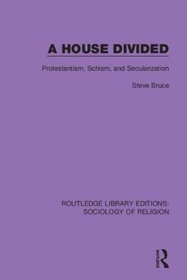 A House Divided by Steve Bruce