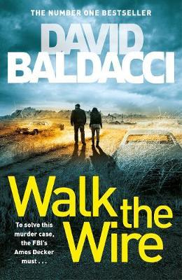 Walk the Wire by David Baldacci image