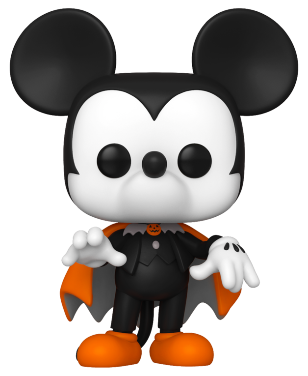 Mickey Mouse - Spooky Mickey Pop! Vinyl Figure