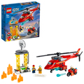 LEGO City: Fire Rescue Helicopter - (60281)