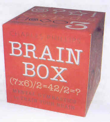 Brain Box by Charles Phillips image