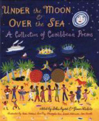 Under The Moon And Over The Sea by John Agard image