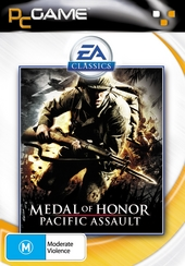Medal of Honor: Pacific Assault (Classics) for PC Games