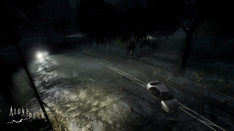 Alone in the Dark for Xbox 360 image