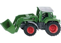 Siku: Fendt Tractor with Front Loader