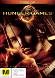 The Hunger Games on DVD
