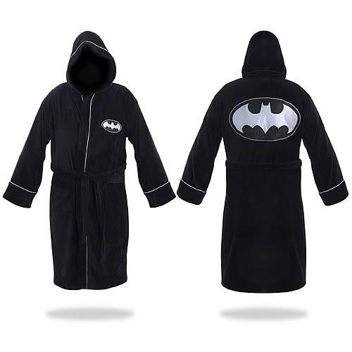 Batman Bathrobe  e4681fd86