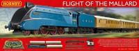 Hornby Flight of the Mallard 00 Gauge Train Set