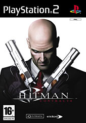 Hitman: Contracts for PlayStation 2