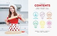 The Nerdy Nummies Cookbook by Rosanna Pansino image