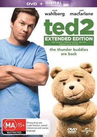 Ted 2 on DVD